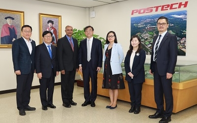 POSTECH and the Vingroup Scholarship Program of VinUniversity to Raise Global Leaders in Science and Technology Together